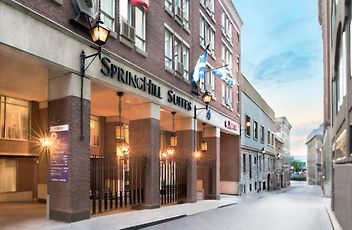Hotels in Old Montreal Quebec